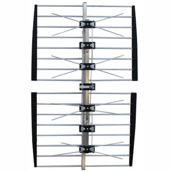 Tv Best 4hd Focus 60 Mile Ultra Long Range Hdtv 4 Bay Antenna