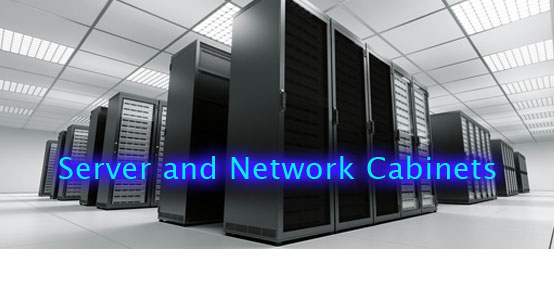 Server and Network Cabinets