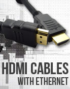 HDMI Cables with Ethernet