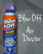Blow Off Air Duster
